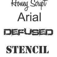 Custom-Fonts