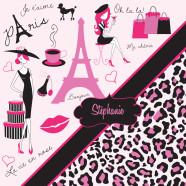 Cheetah-Paris-Eiffel-Tower