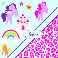 Horse-Rainbow-Cheetah