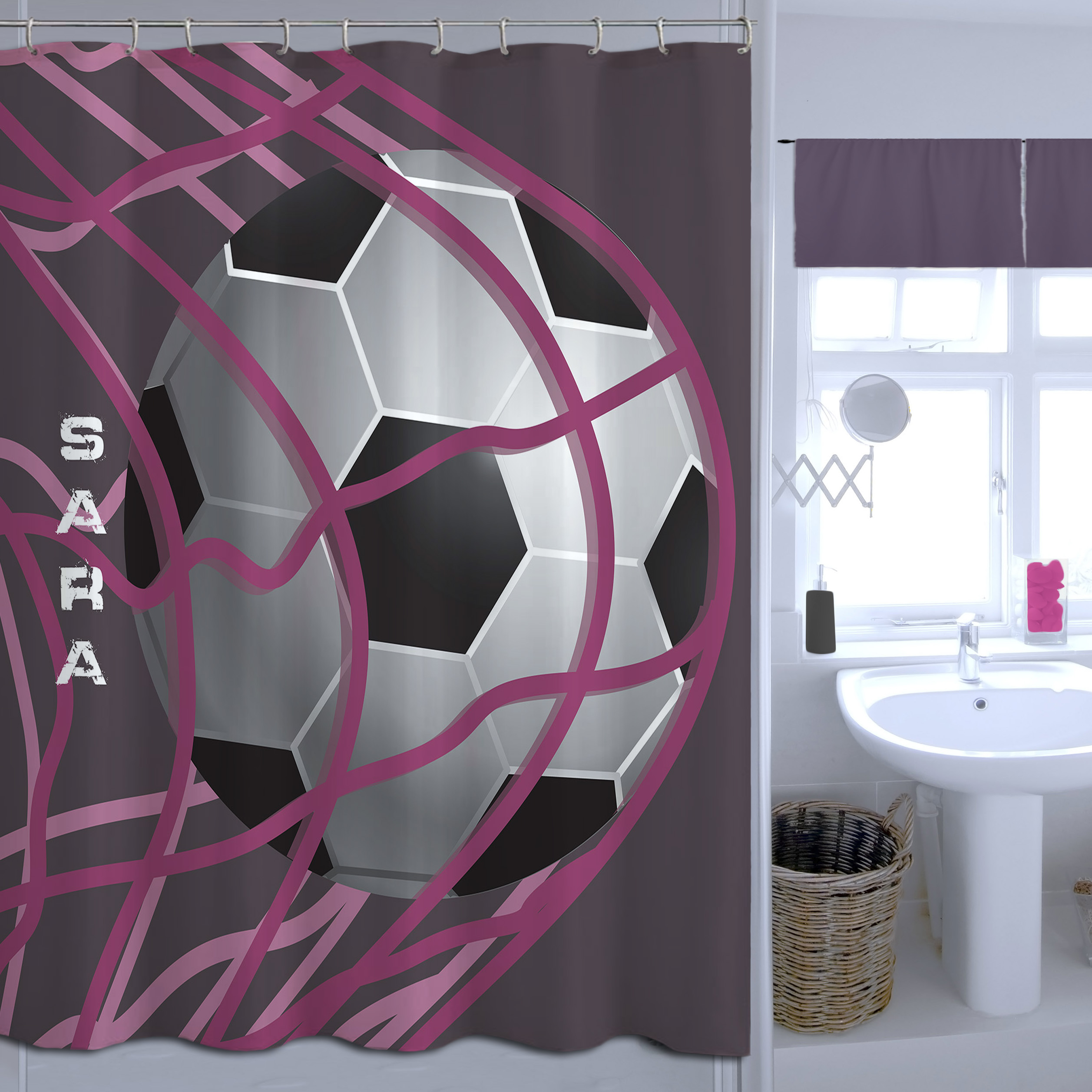 Soccer-Purple-Bathroom