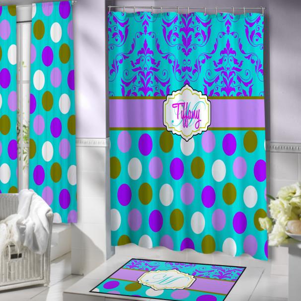 Blue-Green-Curtain