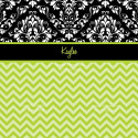 Chevron-Damask-Black