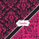 Damask-Hot-Pink