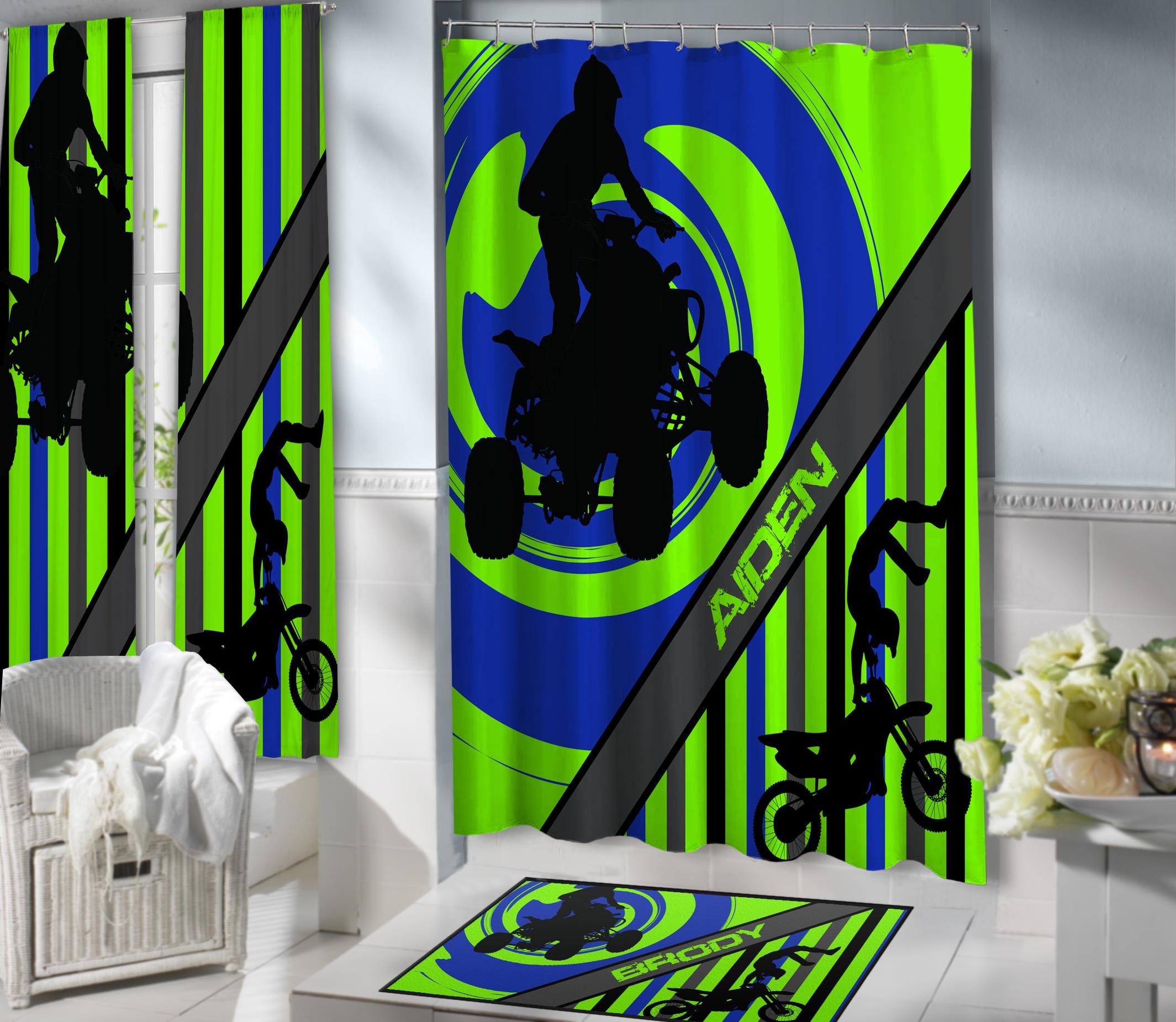 Dirt-Bike-Motocross-Shower