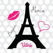 Eiffel-Black-White