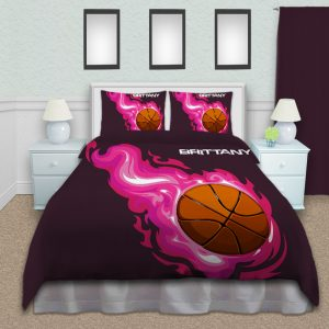 Girls-Basketball-Bedding