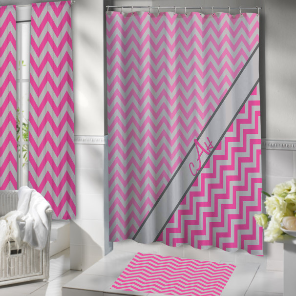 Gray-Pink-Personalized