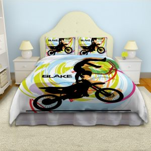 Motocross-Bedding-Dirt-Bike