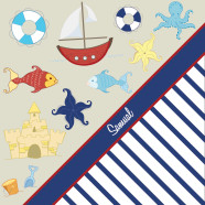 Nautical-Navy-Sail-boat