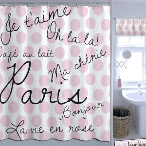 Pink-Black-Paris-Curtain