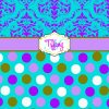 Purple-Teal-Dots-Damask