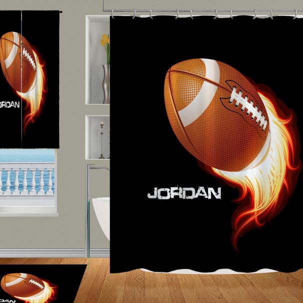 Sports-Bathroom-Football