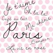 Writing-Paris-Dots