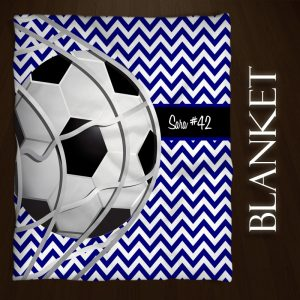 #143_SoccerTeam_Blanket