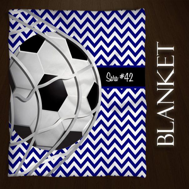 #143_SoccerTeam_Blanket