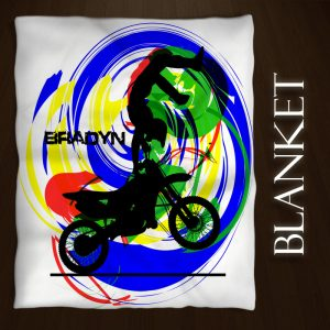 #144_MotocrossBright_Blanket