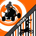 ATV-Orange-Motocross-Stripe