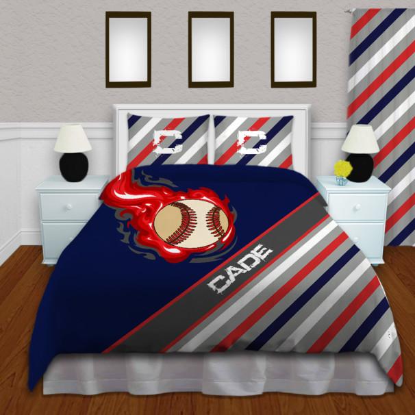 Baseball-Comforter-Stripe
