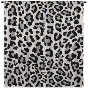 Black-Gray-Cheetah-Pattern-Curtain