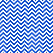 Blue-White-Chevron