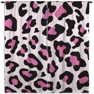 Cheetah-Print-Pink-Window-Treatment