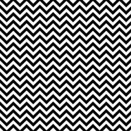 Chevron-White-Black-Pattern