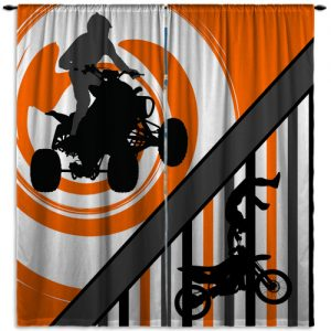 Dirt-Bike-Orange-White-Panels
