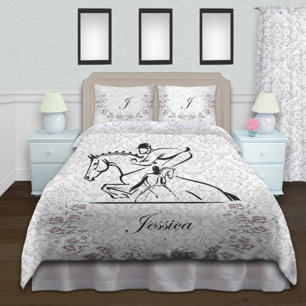 Eventing-Horse-Equestian-Bedding