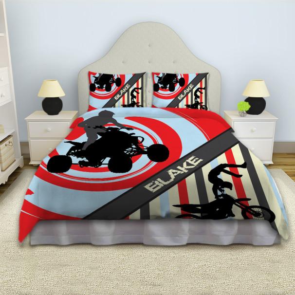Motocross-ATV-Comforter