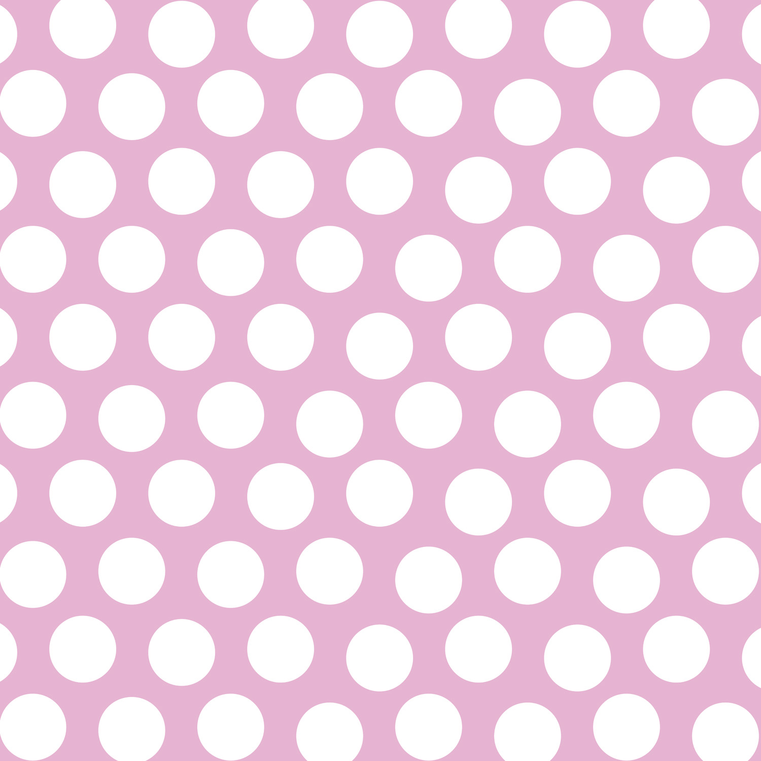White And Pink Polka Dot Curtains For Kids #77