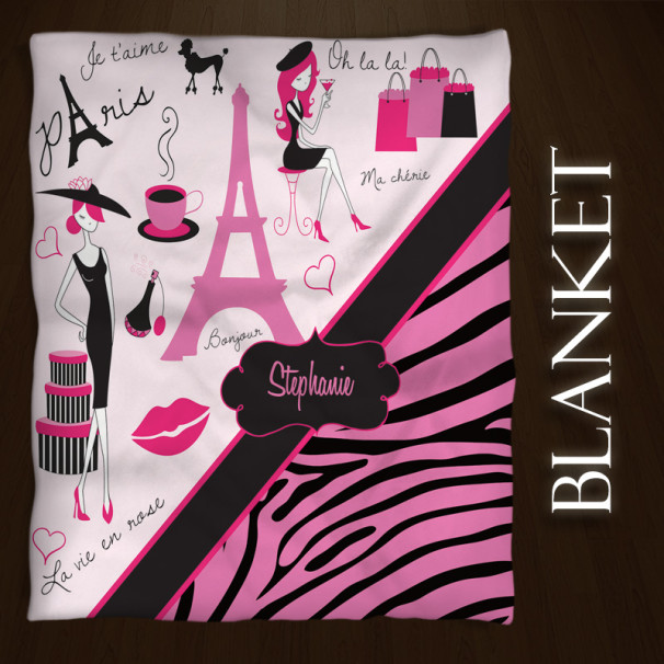 Pink-Paris-Zebra-Print-Blanket