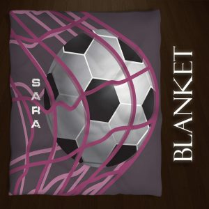 Purple-Girl-Soccer-Throw