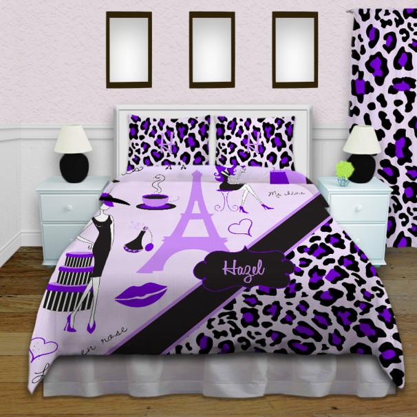 Purple-Paris-Comforter