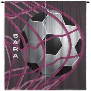 Soccer-Purple-Curtain
