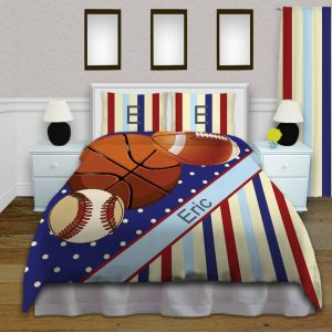 Sport-kid-Duvet-cover