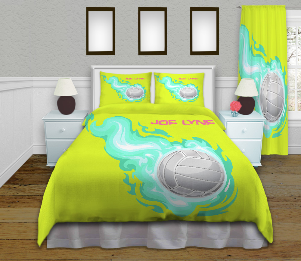 Volleyball Full Bedding