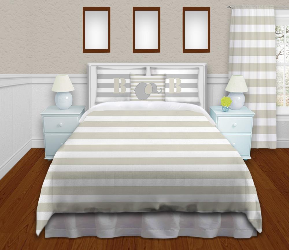 Elephant-Bedding-Set