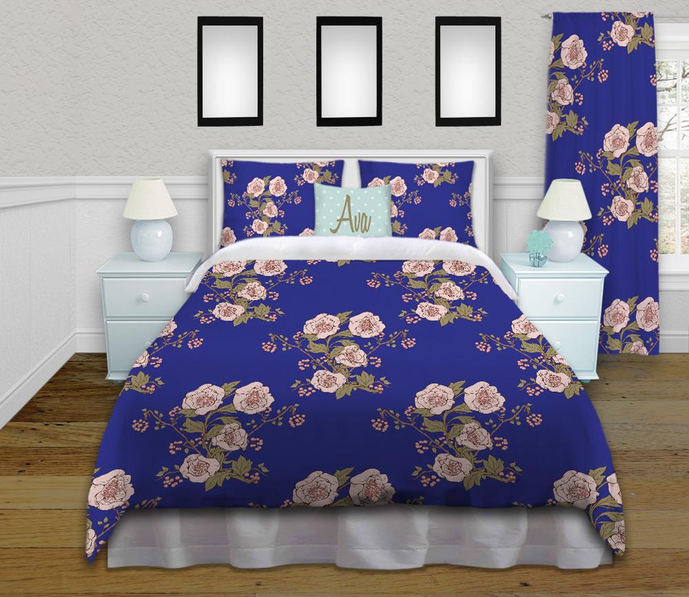 Floral-Bedroom-Set