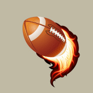 Football-Comforter-Tan