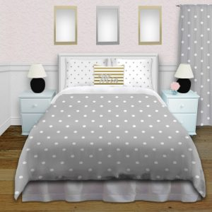 Girls-Gold-Tween-Comforter