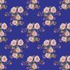 Indigo- Bedding-Floral
