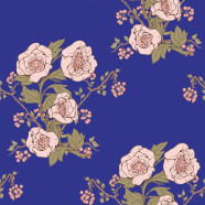 Rose-Pillow-Blue