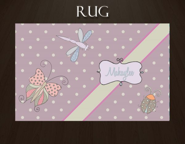 Butterfly-Rug-Lavender