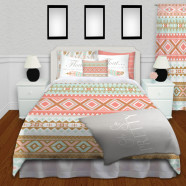 #287_Tribal_Bedroom-Bohemian-Bedding