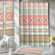 Bohemian-Shower-Curtain