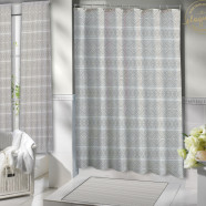 Fabric-Shower-Curtain-Gray