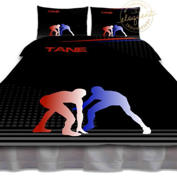 Wrestling Bedding