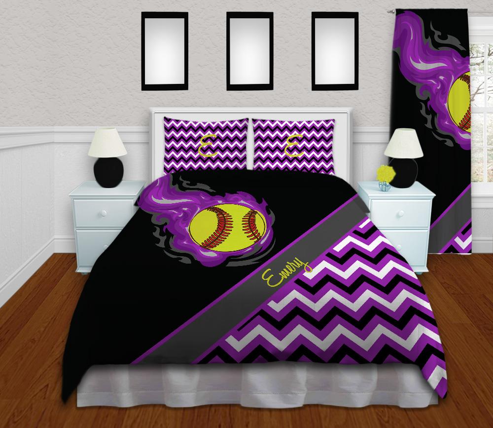 Softball Bedding
