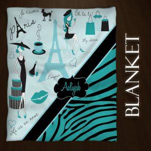 #147_ParisTeal_Blanket