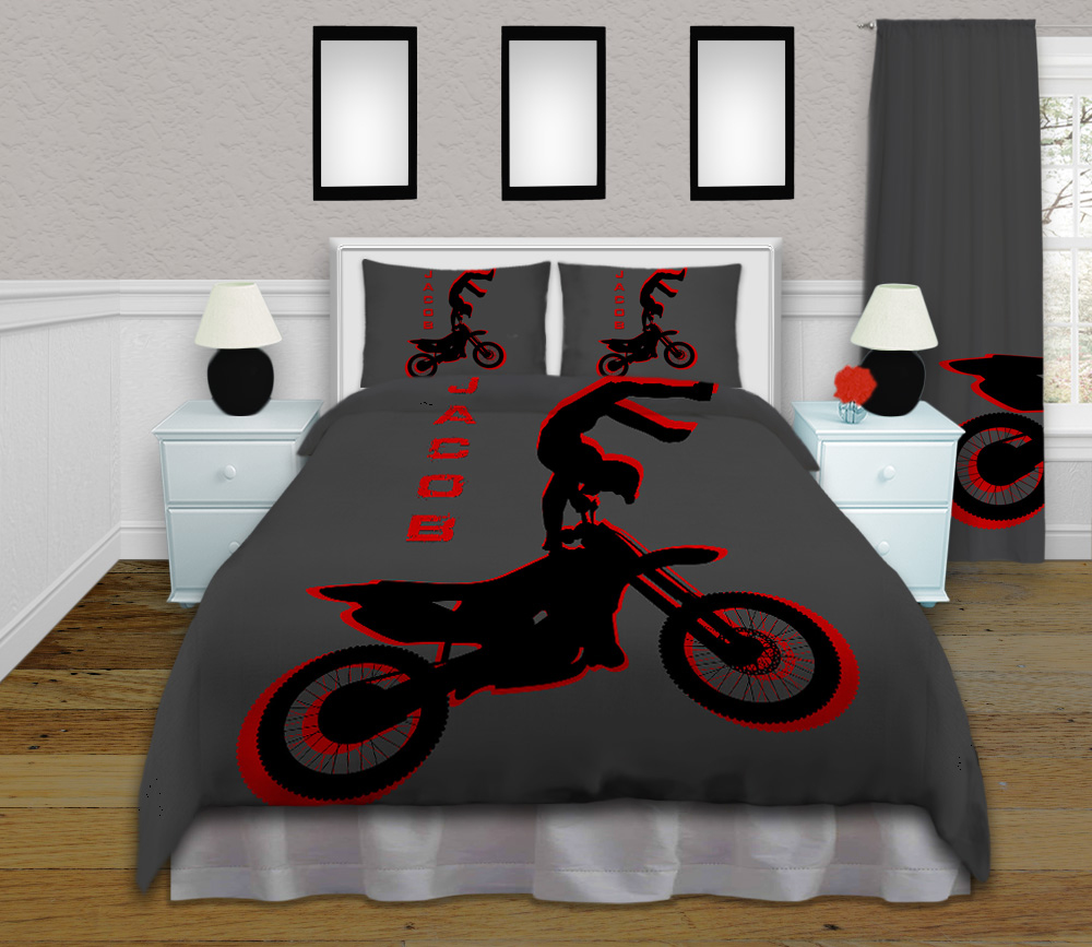 #213_Motocross_Bedroom_Set